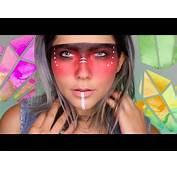 ︎Maquillaje Tribal Para Festivales  YouTube