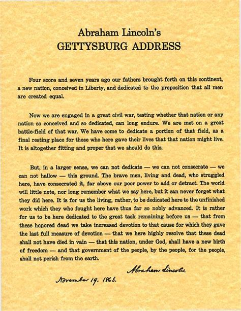 emancipation proclamation and gettysburg address american products historic documents prints