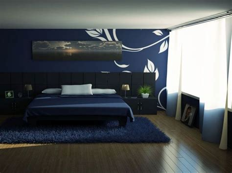 Schlafzimmer Dunkelblau 20 marvelous navy blue bedroom ideas