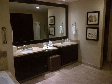 ensuite bathroom sinks ensuite sink vanity picture of garza blanca