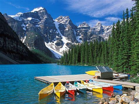 Banff nj 235 qytet p 235 rrallor n 235 kanada foto shqipmedia