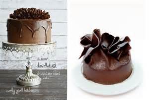 chocolate cake decoration at home chocolate cake decorating tutorials cake geek magazine