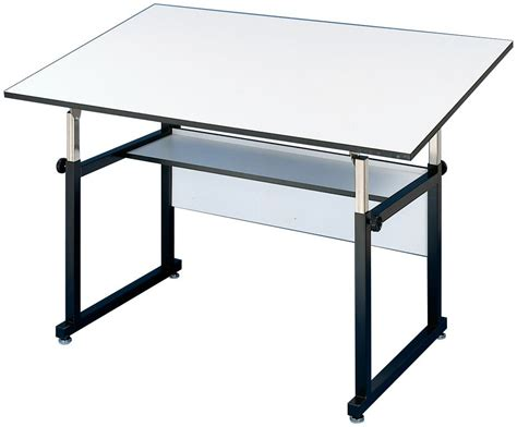 Drafting Table Angle Save On Discount Alvin Workmaster Drafting Table More At Utrecht