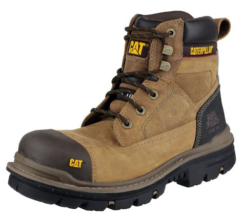 Caterpillar Boots Safety 37 caterpillar cat gravel 6 quot safety work boots ebay