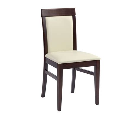 moreton premium restaurant dining chairs in and brown