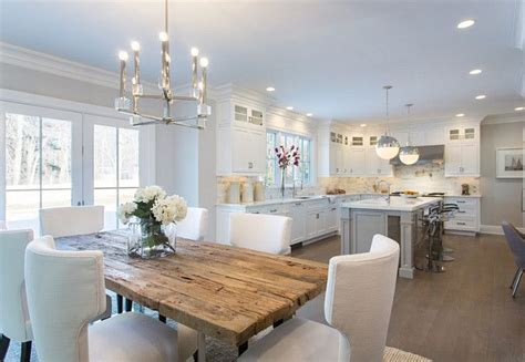 kitchen dining room ideas 25 best ideas about open concept kitchen on