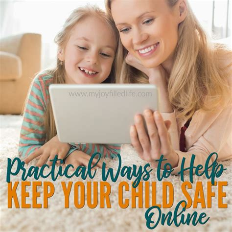 9 Practical Ways To Keep Your Safe Practical Ways To Help Keep Your Child Safe My Filled