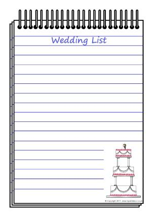 Lists Writing Frames And Printable Page Borders Ks1 Ks2 Sparklebox Writing A Prayer Template