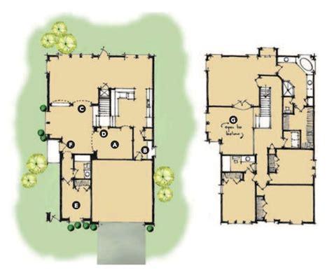 Infill House Plans Infill House Plans House Interior