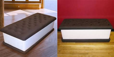 cool things to buy for your room ice cream bench will make your house guests scream for ice
