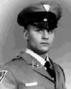Trooper Thomas J. Hanratty, New Jersey State Police, New