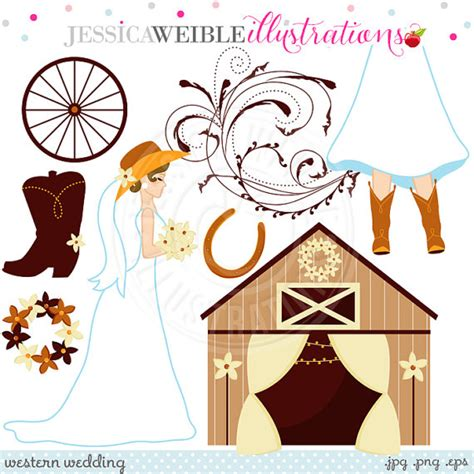 Western Wedding Clipart by Wedding Cow Boy Boots Clipart Clipground