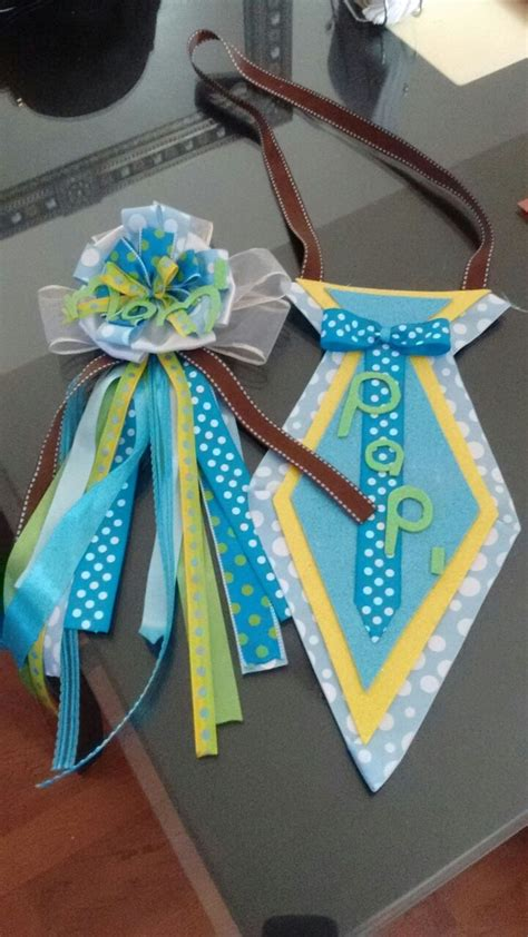 Corsage Para Baby Shower by Corsage Futuros Papis Baby Shower 140 00 En Mercado Libre