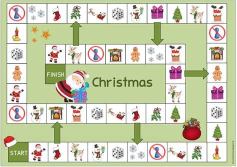 Ideenreise weihnachtliche spielfelder f 252 r englisch und daz