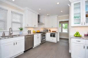 White Kitchen Cabinets With Granite White Kitchen Cabinets With Granite Countertops