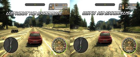 mod game need for speed most wanted hd shadows image need for speed fast and dangerous mod