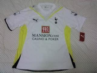 Baju Bola Tottenham Baju Bola Jersey Bola 2009 2010 Tottenham Spurs