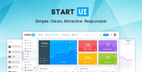 redial bootstrap 4 admin dashboard template by startui premium bootstrap 4 admin dashboard template by