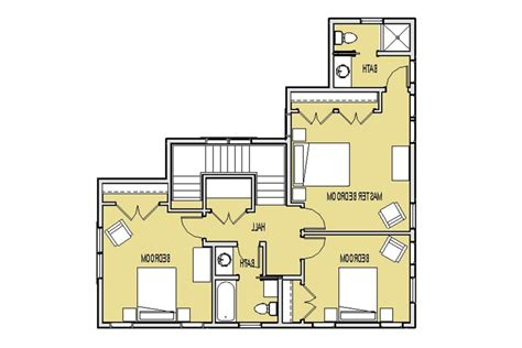 small house floor plans with loft small loft house plans numberedtype