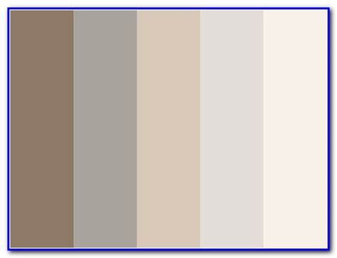 gray and brown paint scheme grey and brown color schemes painting home design
