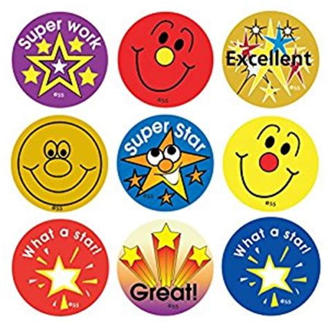 Sticker Activity Be A Learner With Friends 1 sticker solutions and smiles reward stickers pack