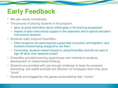 Parent Letter Dreambox Want To Engage Your Students Engage Them In The Math Practices