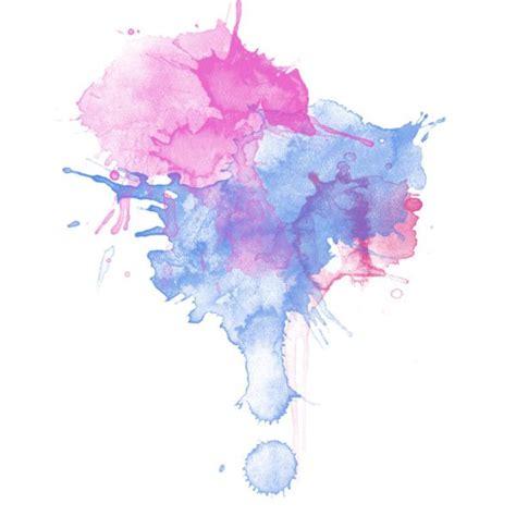 watercolor splash tutorial splash 1 liked on polyvore featuring splash effects