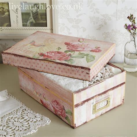 Decoupage Boxes Ideas - 383 best cajas y latas images on decoupage