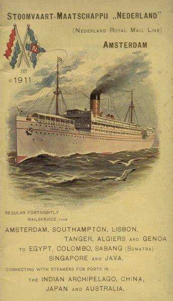 nederlandse scheepvaart unie stoomvaart maatschappij nederland wikipedia