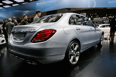 first mercedes 2015 mercedes benz c class first look motor trend