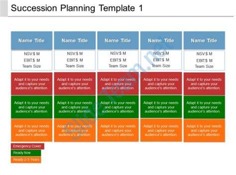 Succession Planning Template 1 Ppt Presentation Exles Graphics Presentation Background Exles Of Succession Planning Templates