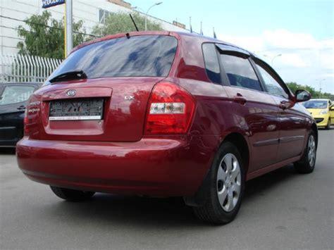2006 Kia Cerato 2006 Kia Cerato Pictures 1 6l Gasoline Ff Automatic