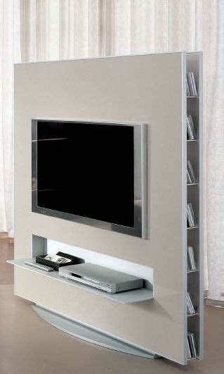 Rotating Bathroom Cabinet by Tv Unit From Alivar A Contemporary Tv Stand