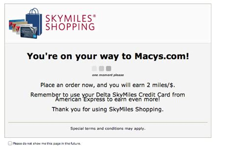 Redeem Skymiles For Gift Cards - using macy s gift cards to earn bonus delta skymiles