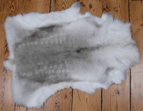 deer skin rugs reindeer skin rug by emilyhannah ltd notonthehighstreet