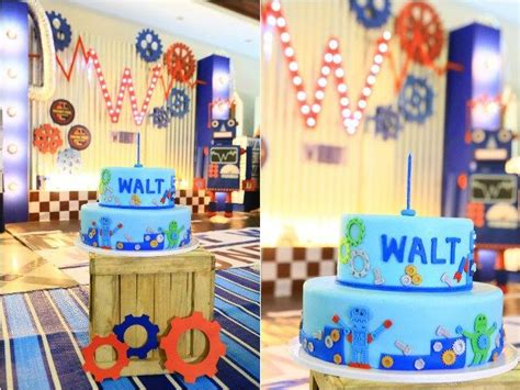 themed birthday cakes manila 17 best images about robot themed party on pinterest