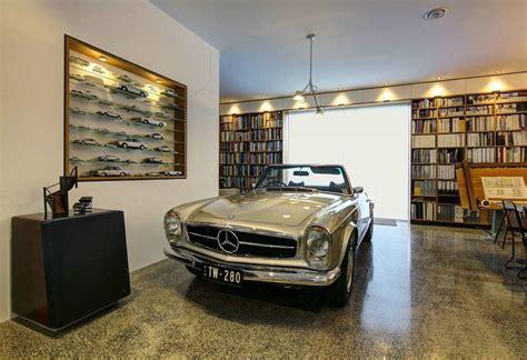 Rv Garage With Living Space 31 Best Garage Lighting Ideas Indoor And Outdoor See