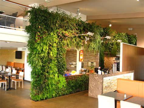 Restaurant Al?Patatrie, Amiens Mur Vegetal Patrick Blanc