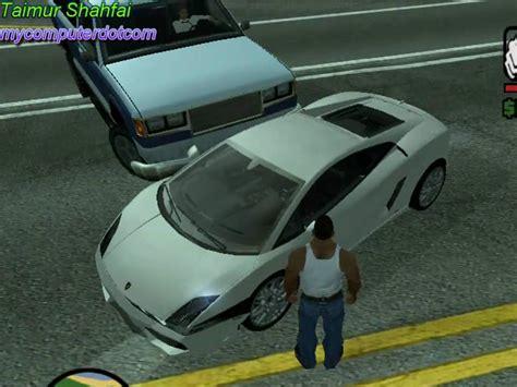 Lamborghini ähnliche Autos by Cheat Code Lamborghini Gta San Andreas Ps2 All