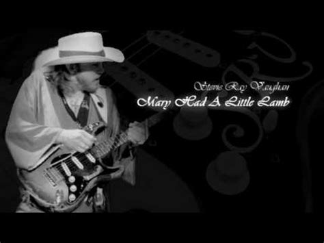 stevie ray vaughan mary    lamb special songs youtube