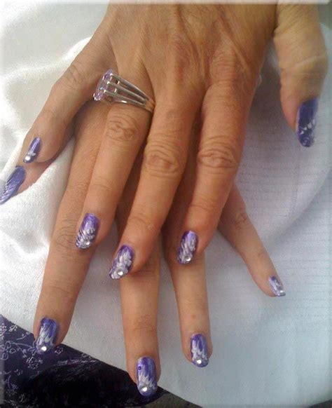 Modeles Nail Ongles by Mod 232 Les D Ongles Serenity Nail