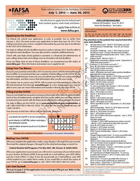 Fafsa Worksheet by Worksheet Printable Fafsa Worksheet Caytailoc Free