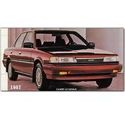Toyota Camry Cars  History And Common Repairs