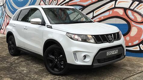 Suzuki Turbo Suzuki Vitara S Turbo 2016 Review Carsguide