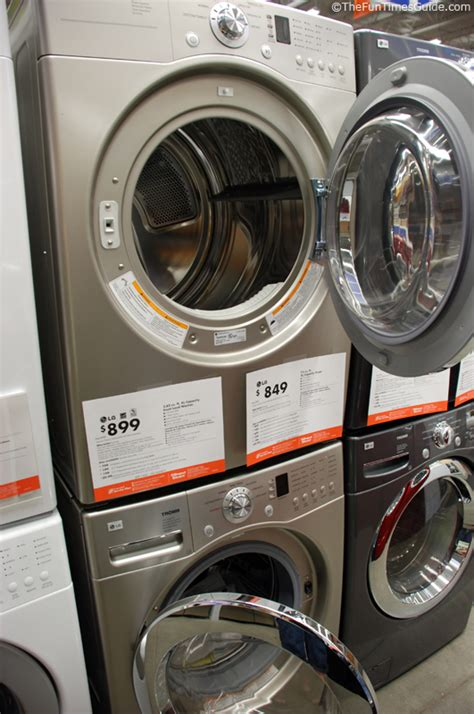 washer and dryers home depot washer and dryer sale
