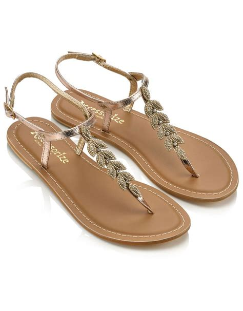 lara leaf sandals my style