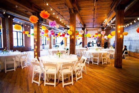 unique bridal shower venues nyc 9 unique loft wedding venues in nyc