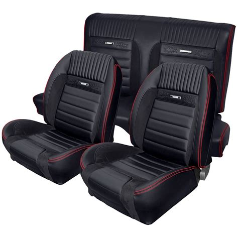 1965 mustang seat covers tmi mustang upholstery sport r series pony seat 1965 1966
