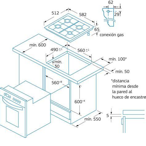 dimensiones muebles cocina cocina con isla dimensiones buscar con google planos