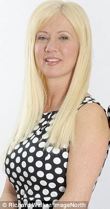 platinum hair on 50 year old the 50 year old mother who has spent 163 10 000 on surgery to
